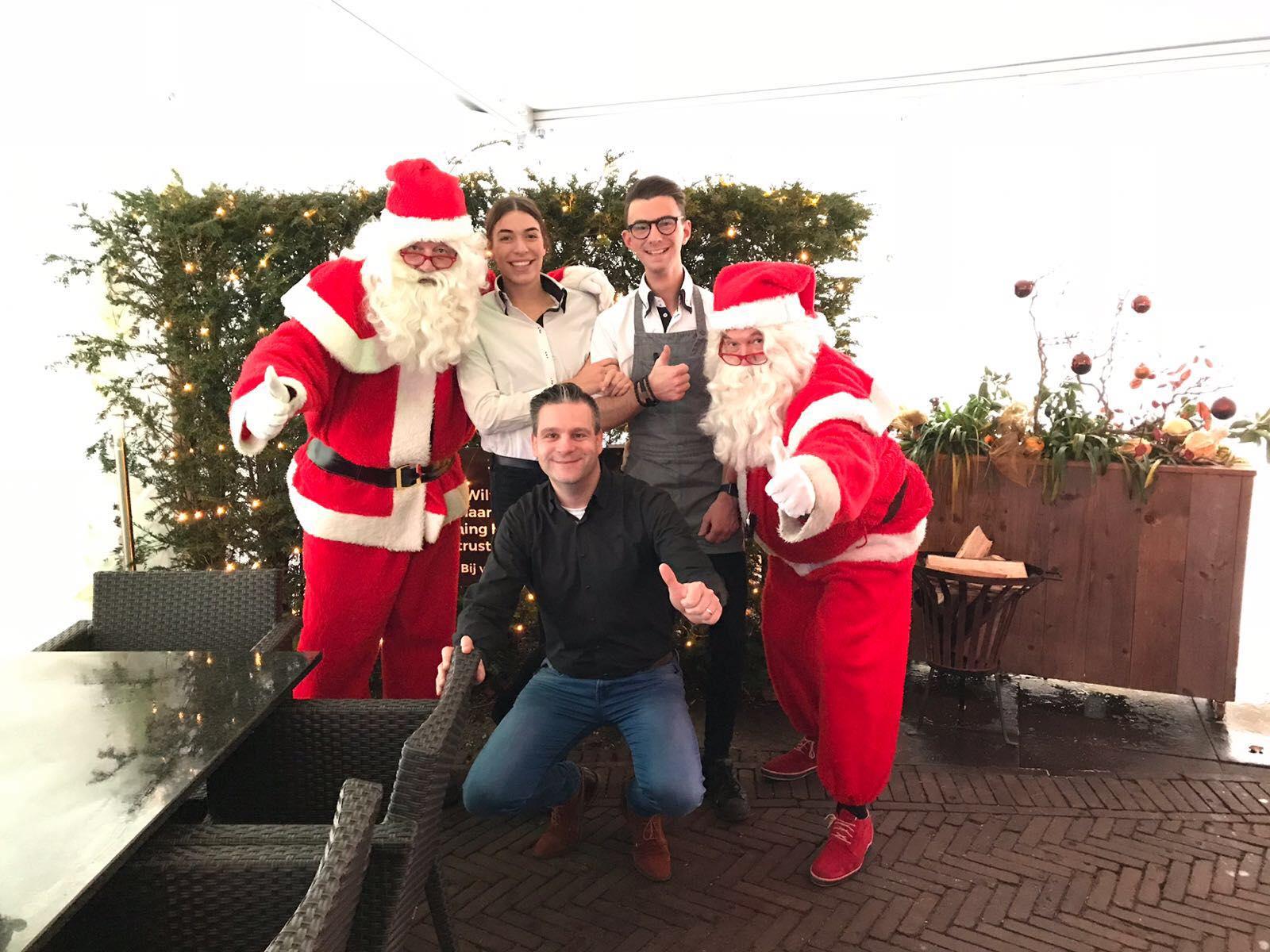 Kerstdiner Veenendaal